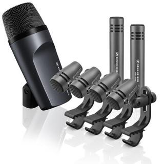森海塞尔(SENNHEISER)E 600 SERIES DRUM 鼓套装(602x1、604x4、614x2)