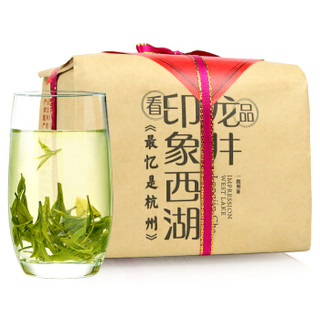 卢正浩 浓香一级 龙井茶叶 200g