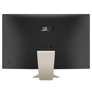 华硕(ASUS) 猎鹰V4 27英寸一体机台式电脑(新八代i7-8550U 8G内存 256GSSD+1T MX150 2G 高清 上门售后)黑