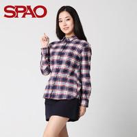 SPAO SPYW849P54 女士法兰绒衬衫