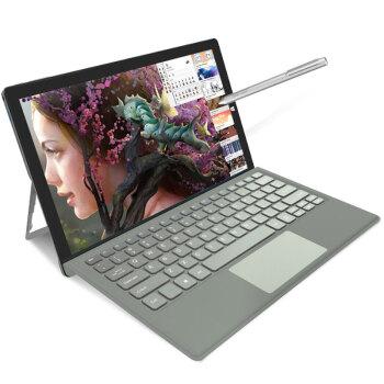 jumper 中柏 EZpad Go 11.6英寸平板电脑 银色 128G WiFi版