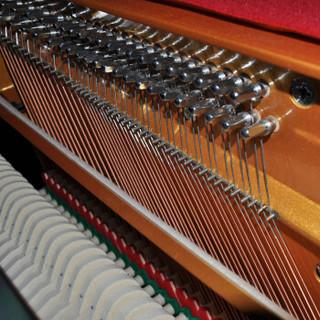 珠江钢琴JZ-W3京珠立式钢琴 德国进口配件 家庭教学专业考级123CM