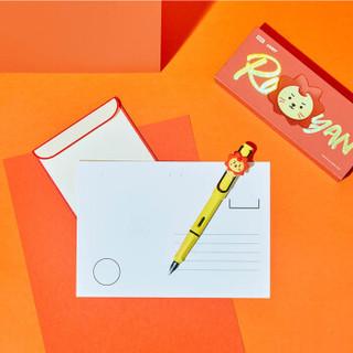 LAMY 德国凌美LAMY   ROY6限量版王源设计莱阳联名钢笔狩猎礼盒套装