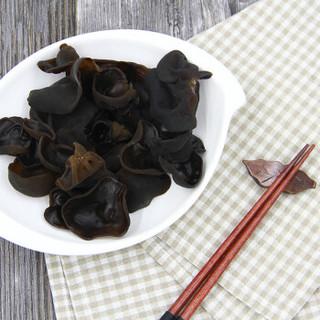 绿鲜知 鲜木耳 黑木耳 约300g 火锅食材 新鲜蔬菜