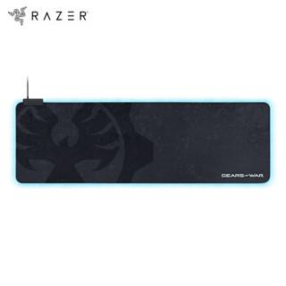 雷蛇 Razer 重装甲虫幻彩加长款《战争机器5》典藏版 发光鼠标垫 超大游戏鼠标垫