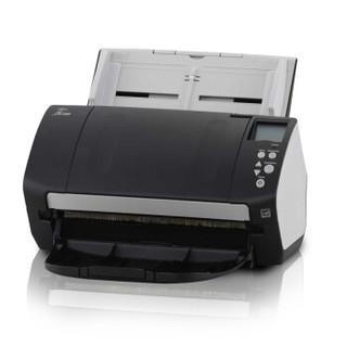 富士通(Fujitsu)Fi-7180扫描仪A4高速双面自动进纸