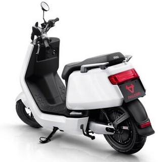小牛电动  小牛电动车N 动力版超长续航 智能锂电电动两轮轻便摩托车踏板车 成人电轻摩 白色 动力版