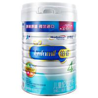 苏宁SUPER会员:MeadJohnson Nutrition 美赞臣 铂睿 儿童配方奶粉 4段 850g *4件