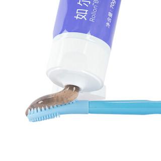 小壳 CATURE 如尔洁齿套装(牙膏70g+牙刷1支)犬用 口腔异味 牙垢 牙菌斑 清新口气 不伤牙龈