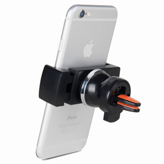埃普(UP)LP-1S 车载手机支架 出风口磁吸式 黑色 适用手机宽度60-85mm