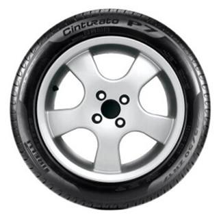 倍耐力(Pirelli)轮胎/汽车轮胎 245/40R17 91W 新P7 原配奔驰C级 适配SLK/CLK