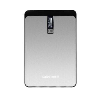 迪比科(DBK)H30TP 笔记本移动电源30000毫安 大容量带显示屏聚合物充电宝 20V/60W手机/平板通用