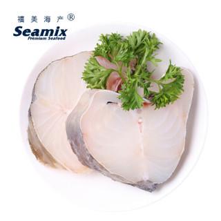 禧美 大西洋真鳕鱼段(MSC认证) 500g/袋 3-6块 火锅食材