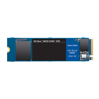 Western Digital 西部数据 WD Blue 固态硬盘 500GB M.2接口(NVMe协议)WDS500G2B0C