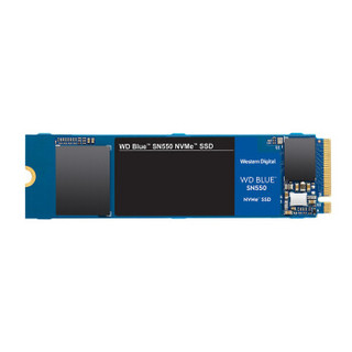 WD 西部数据 SN550 NVMe M.2 固态硬盘 500GB(PCI-E3.0)
