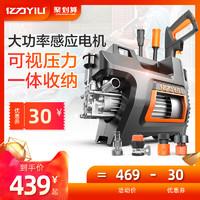 YILI 亿力 YLQ4440G-B 高压洗车机 220V *3件