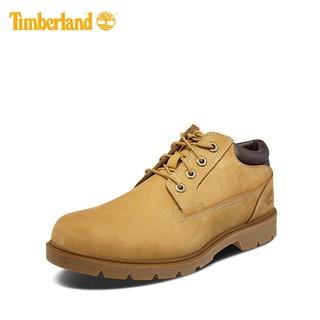 Timberland 添柏岚 A1P3L 男士低帮工装靴 A1P3LW/小麦色 41.5