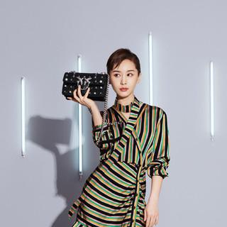 PINKO 品高 MINI LOVE IDILLIO系列燕子包 单肩斜挎包