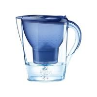 BRITA 碧然德 Marella系列滤水壶一壶一芯3.5升 蓝色 *3件