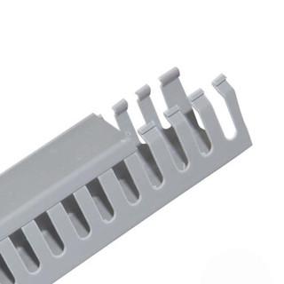 CHS长虹塑料行线槽PVC线槽3050走线槽理线槽