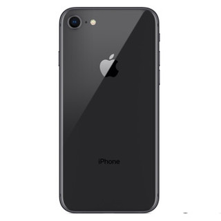 Apple 苹果 iPhone 8 智能手机 128GB 全网通 深空灰色