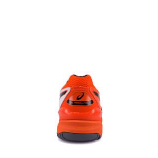 亚瑟士asics 专业网球鞋孟菲尔斯同款E701Y-100防滑耐磨运动鞋GEL-RESOLUTION 7 42