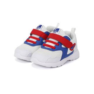 江博士Dr.kong宝宝学步鞋秋季婴儿鞋B14193W015白/蓝 23
