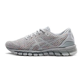 亚瑟士 asics GEL-QUANTUM 360 KNIT 2  女子跑步鞋 1022A041-020 灰色/灰色 37