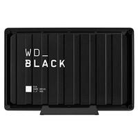 WD 西部数据 BLACK D10 移动硬盘 8TB