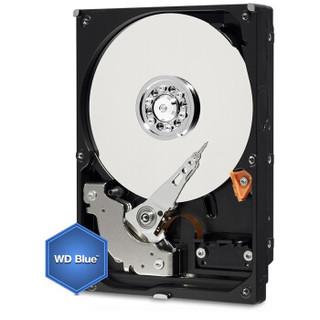 西部数据(WD) 箱装硬盘 20片/箱(WD10EZEX)