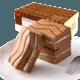 泓一 提拉米苏夹心蛋糕 500g*2箱 19.99元(需用券)