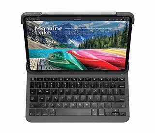 Logitech 罗技 Slim Folio Pro 背光键盘保护套(适配iPad Pro 11英寸)