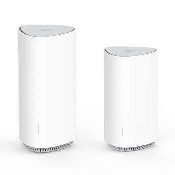 360 M5 1300M 千兆双频 WiFi 5 分布式路由器 两个装