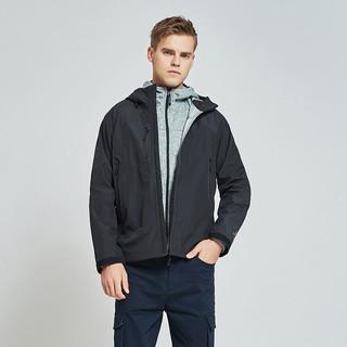 网易严选 男式户外全天候三防外套