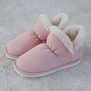 朴西 2303 加厚加绒雪地靴