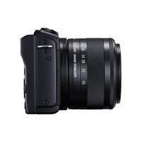 Canon 佳能 EOS M200 微单相机 (15-45 微单镜头、黑色)