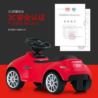 RASTAR 星辉 奔驰 宝宝学步车滑行车 宝宝玩具安全溜溜车四轮车