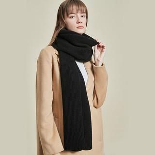 YANXUAN 网易严选 纯羊毛针织围巾