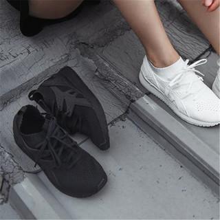 网易严选 飞织袜套 女款休闲运动鞋