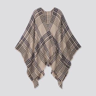 UNIQLO 优衣库 418376 女士两用围巾