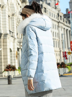 BENGEN 冰洁 J80141012Z 女士羽绒服