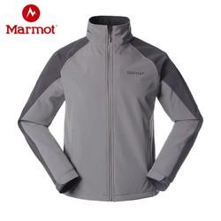 Marmot 土拨鼠 M1 男士软壳夹克上衣
