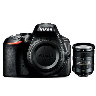尼康(Nikon)D5600 单反套机(AF-S DX 尼克尔 18-200mm f/3.5-5.6G ED VR)