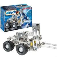 eitech 爱泰 EHC51 金属拼装车模型 小叉车