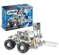 eitech爱泰 德国原装进口 儿童螺丝拼装玩具金属零件组装小车系列多款式 配拼装工具 *5件