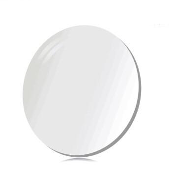 凯米 U6膜层非球面树脂镜片 1.67 2片