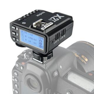 神牛(Godox)X2T-N 引闪器高速同步TTL触发器2.4G无线引闪器 尼康版 单发射器