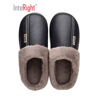 InteRight IN9020 经典防水棉拖鞋 *3件