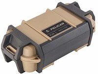 Pelican Ruck Case 对开式 黑色RKR200-0000-TAN R20 Case 棕褐色