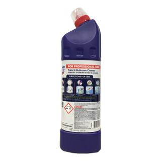 晶杰 Domex洁厕剂900ml 卫生间清洁 持久清洁超强抗菌快速溶解水垢沉积物陶瓷釉面使用安全